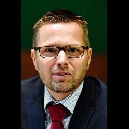 Christophe Happe, président du Samusocial de Bruxelles et futur patron du Pass de Frameries