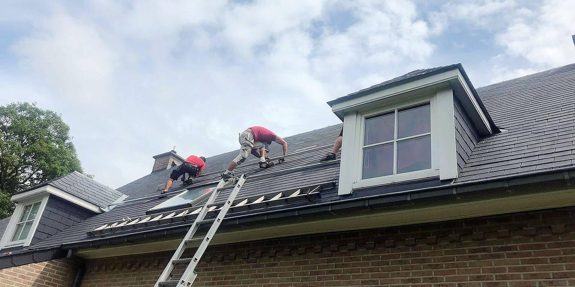 SunnyRoof installe des panneaux solaires gratuitement