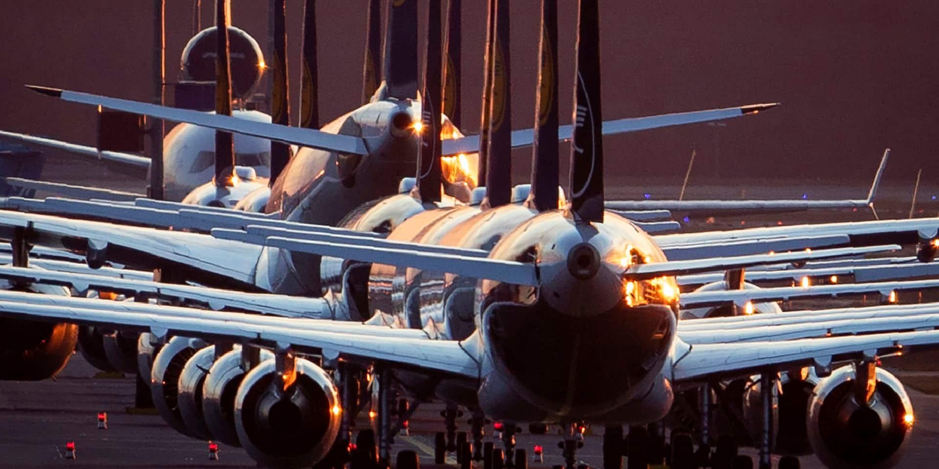 L'Allemagne envisage d'interrompre le trafic aérien vers son territoire