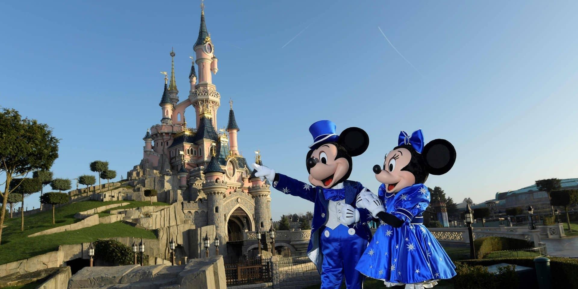 Coronavirus : Disneyland Paris annule les parades et spectacles jusqu'au 15 avril