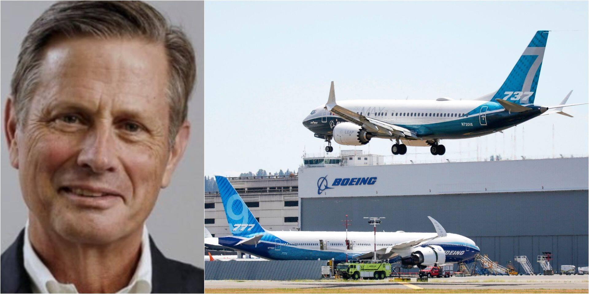 Chargé de la communication chez Boeing, il démissionne pour un texte écrit en ... 1987