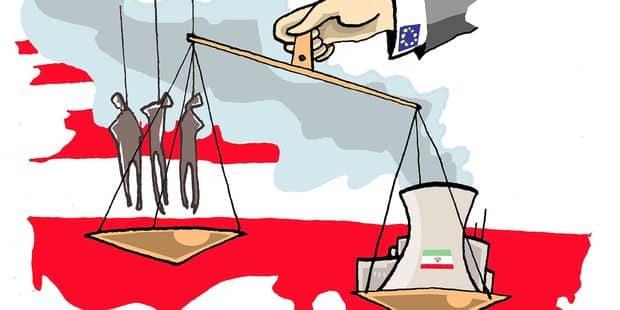 Violation des droits de l'homme en Iran : assez fermé les yeux ! - La Libre