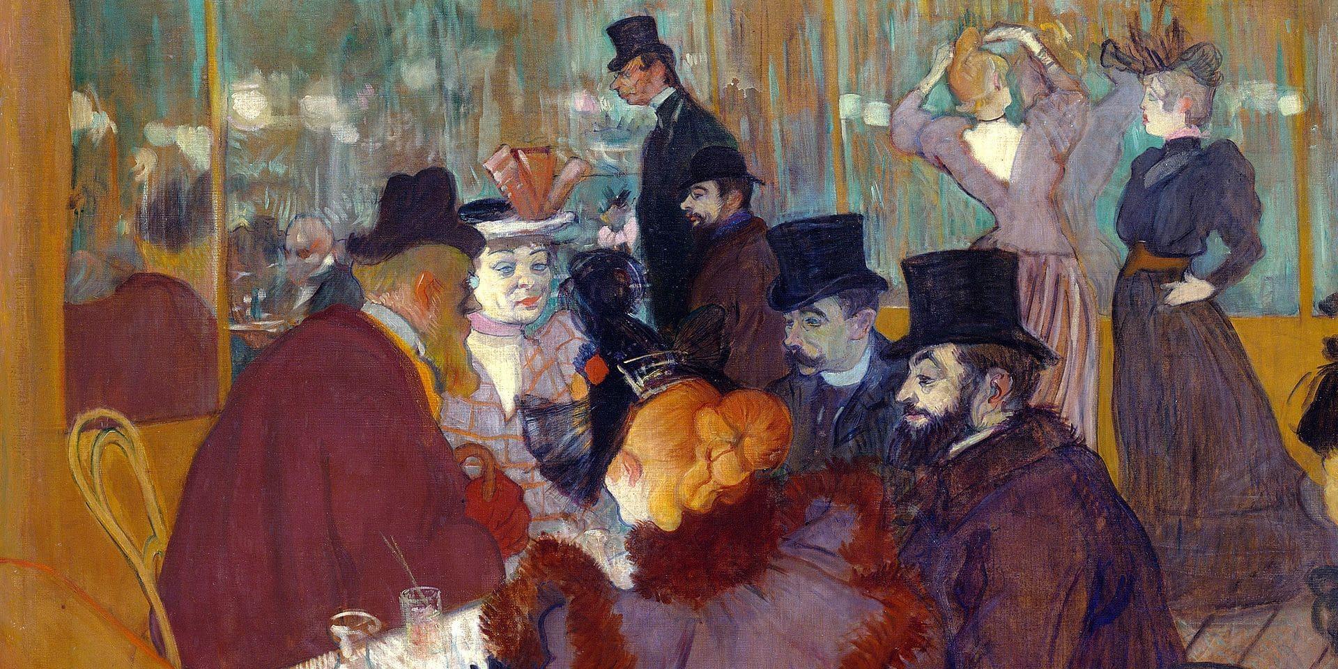 Artiste Peintre Contemporain Toulouse toulouse-lautrec, le peintre du plaisir, au grand palais