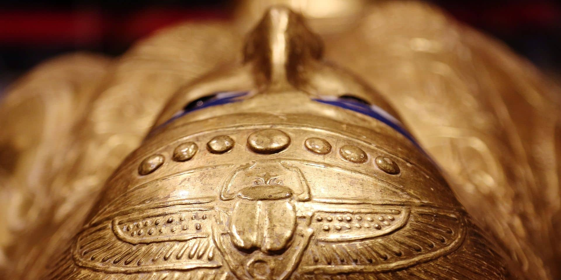 Retrieved Nedjemankh·s coffin from US viewing ceremony in Cairo