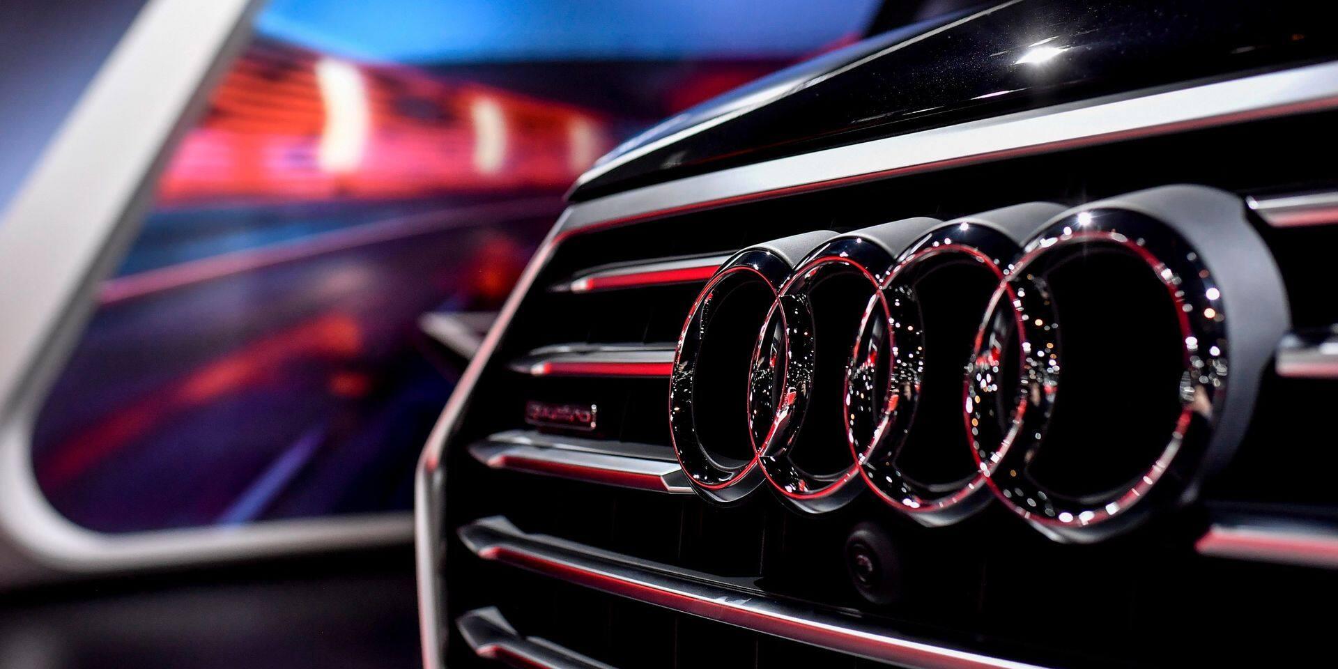 C'est officiel: chez Audi Brussels, la production redémarre lundi