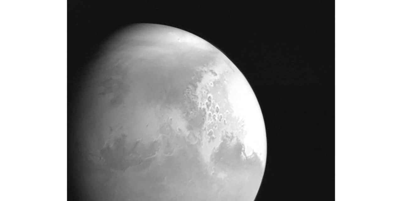 Ruée vers Mars : trois missions ont la planète rouge en ligne de mire - lalibre.be