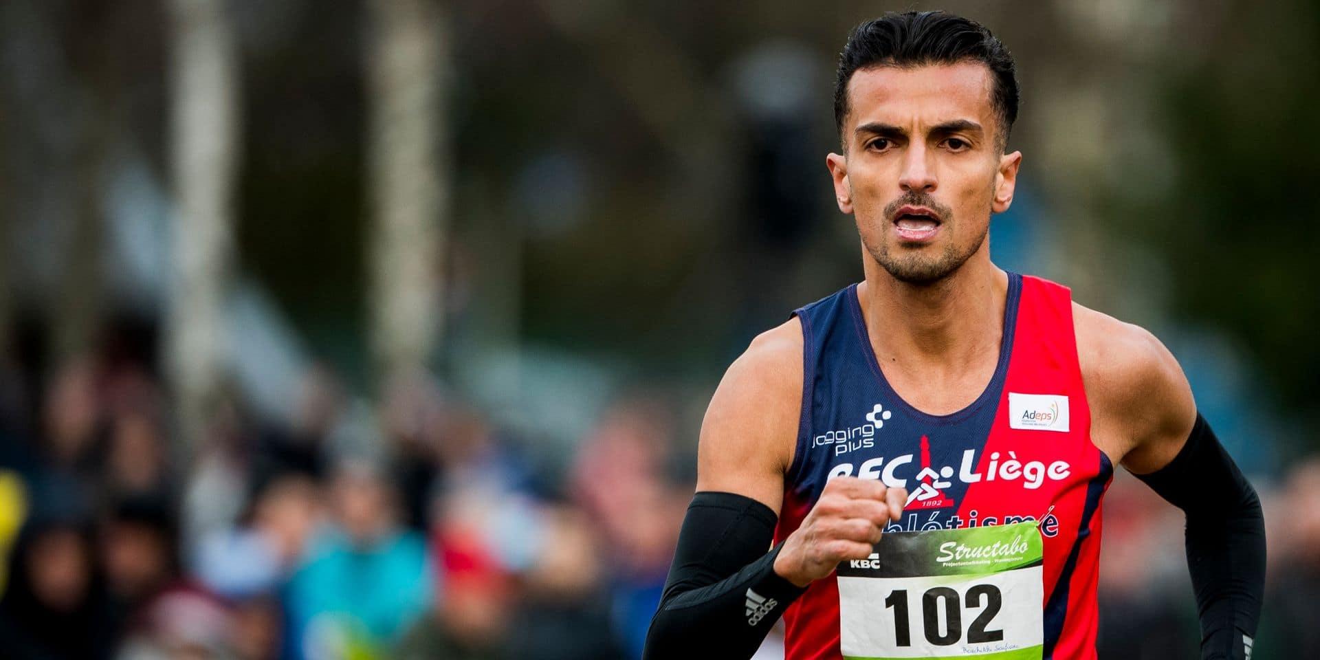 Deuxième marathon en trois semaines : Soufiane Bouchikhi abandonne après 30 km à Sienne