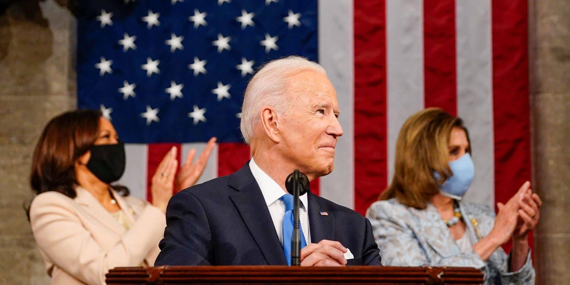 Edito : Joe Biden au chevet de la démocratie