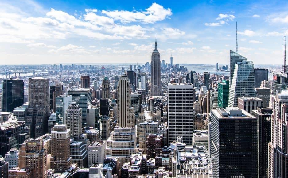 3. New York