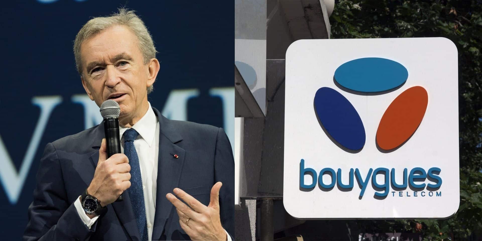 Coronavirus: le groupe LVMH offre 10 millions de masques en France, Bouygues 1 million