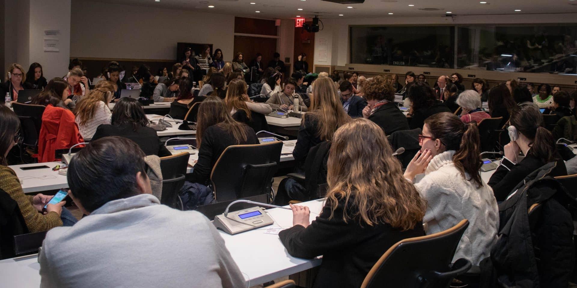 Un premier cas de coronavirus à l'ONU