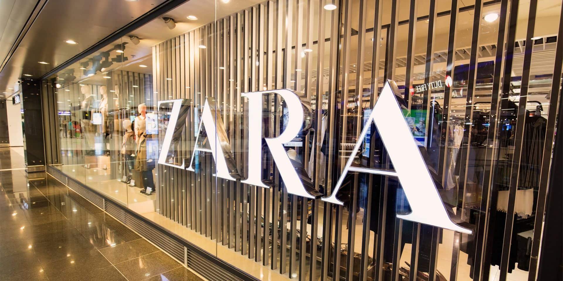 Zara : le groupe propriétaire publie un bénéfice net en hausse à 421 millions d'euros