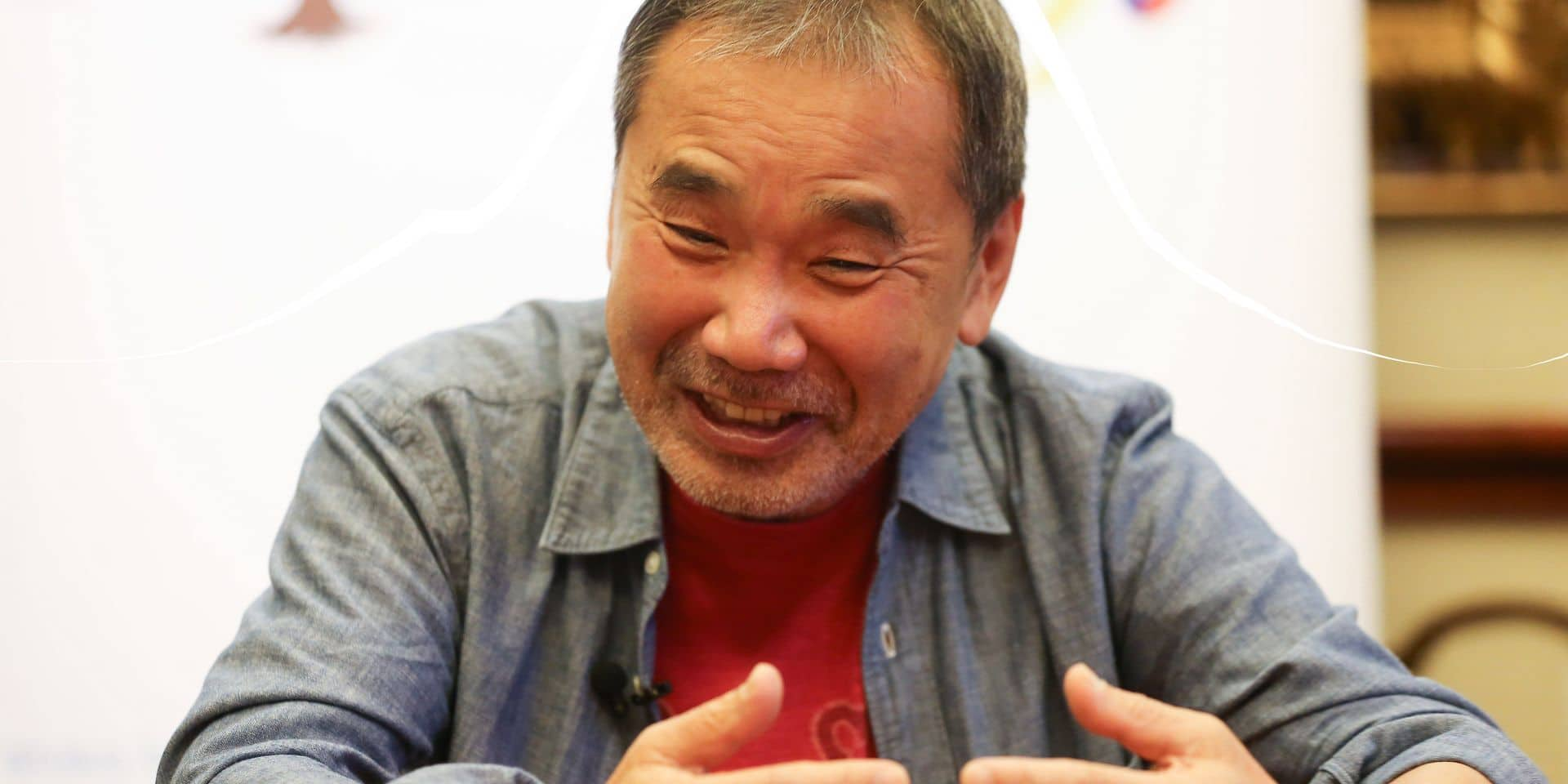 Japanese Murakami is the great appetizer of the Book Fair of Quito