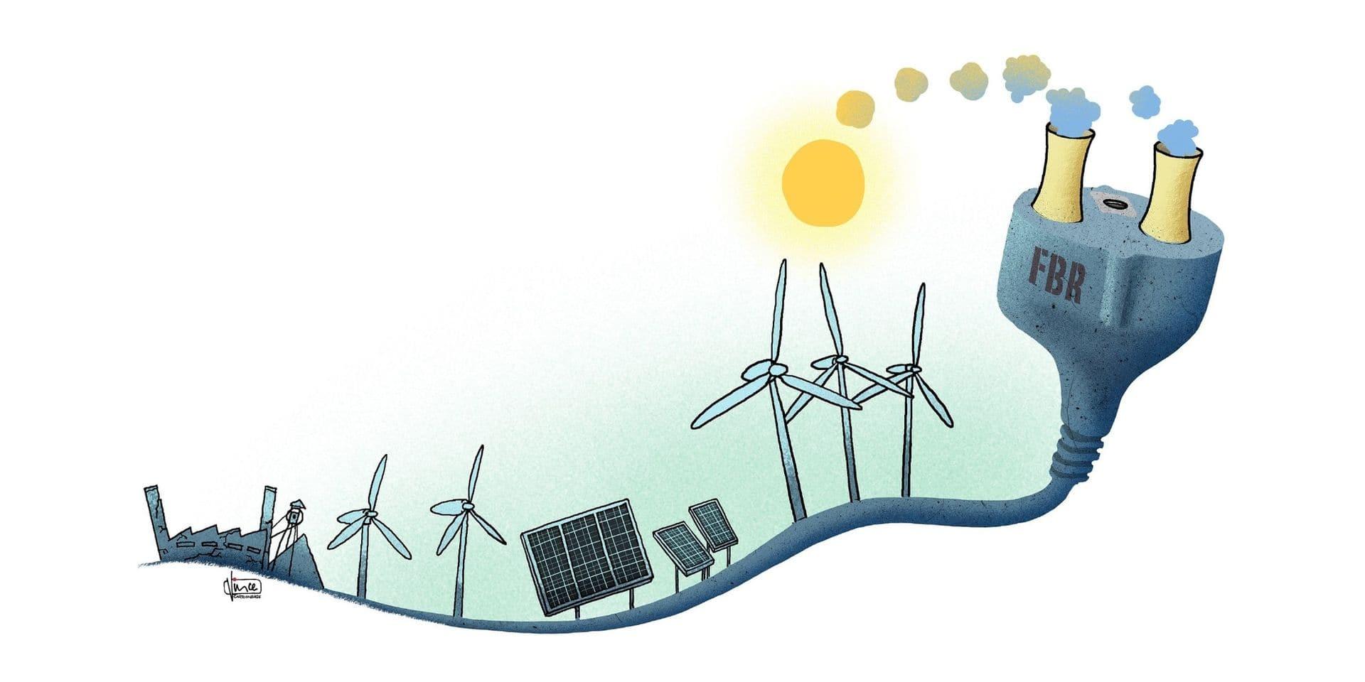 Pourquoi le nucléaire peut être au service de la transition énergétique