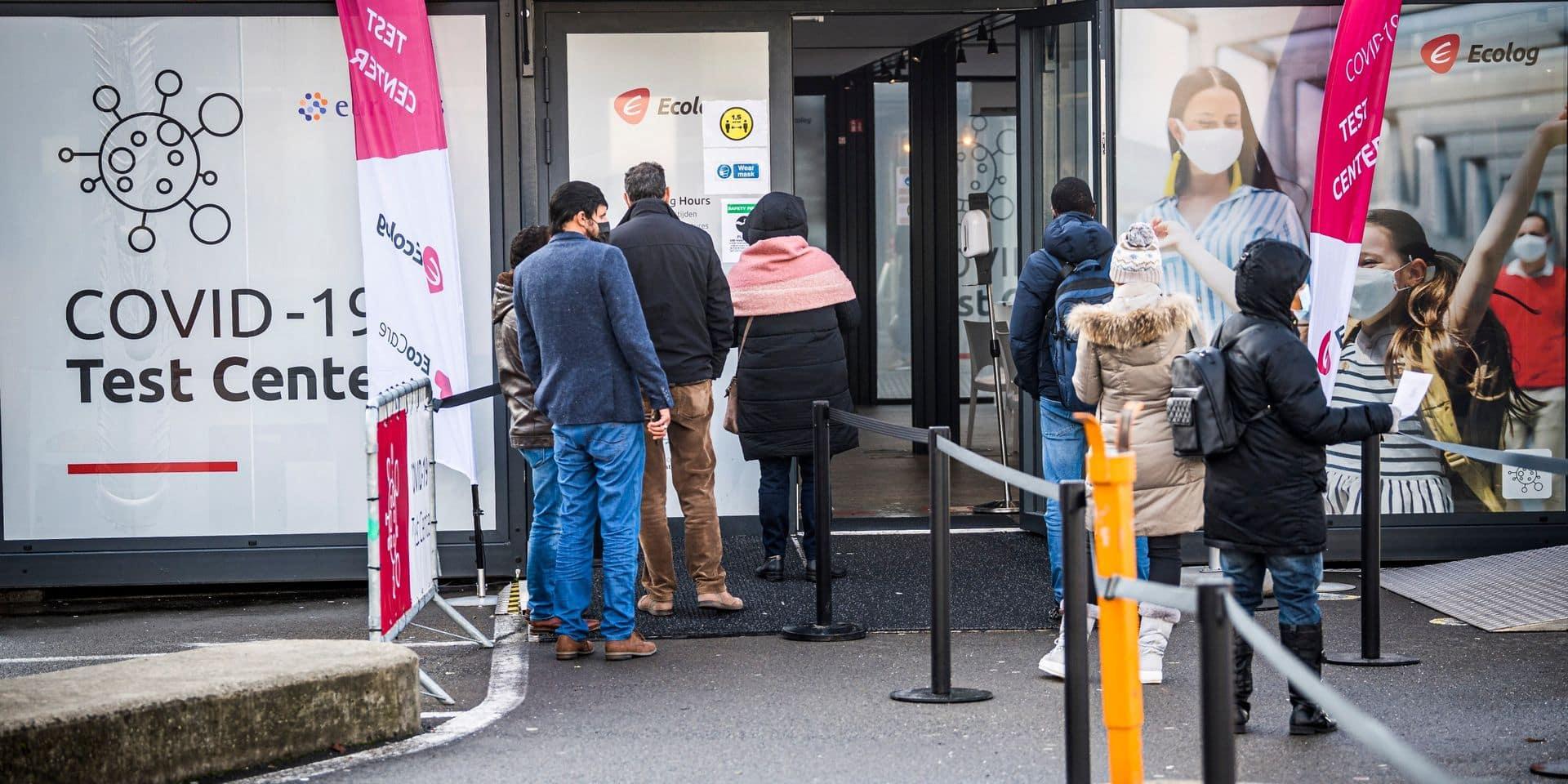 250 euros d'amende pour ceux qui ne se feront pas tester au retour d'une zone rouge