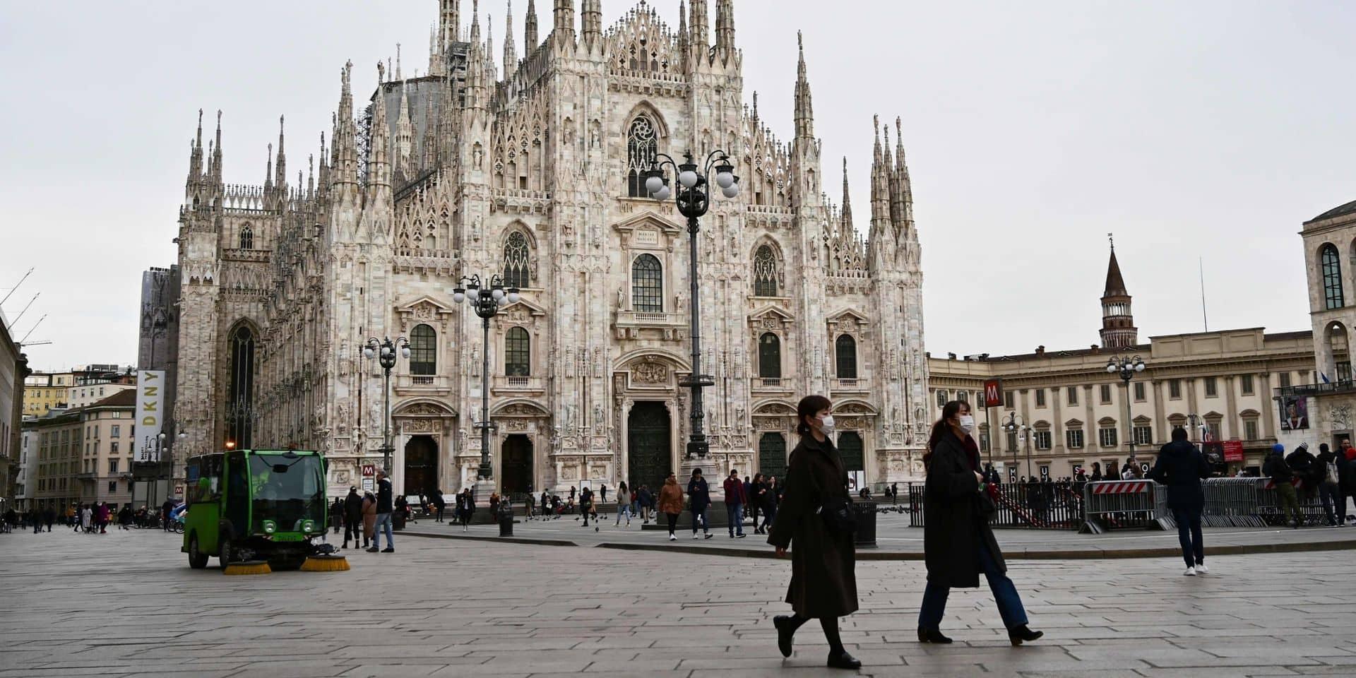 Des erreurs ? Des critiques émergent sur la gestion de la crise du coronavirus en Italie