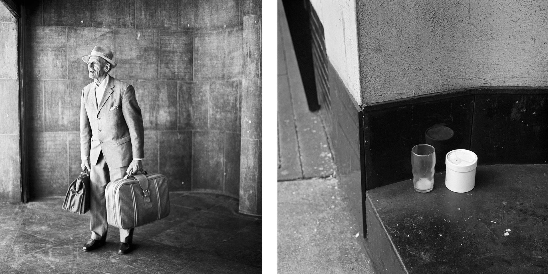 Vivian Maier - Stephan Vanfleteren : deux géants de la rue à Anvers
