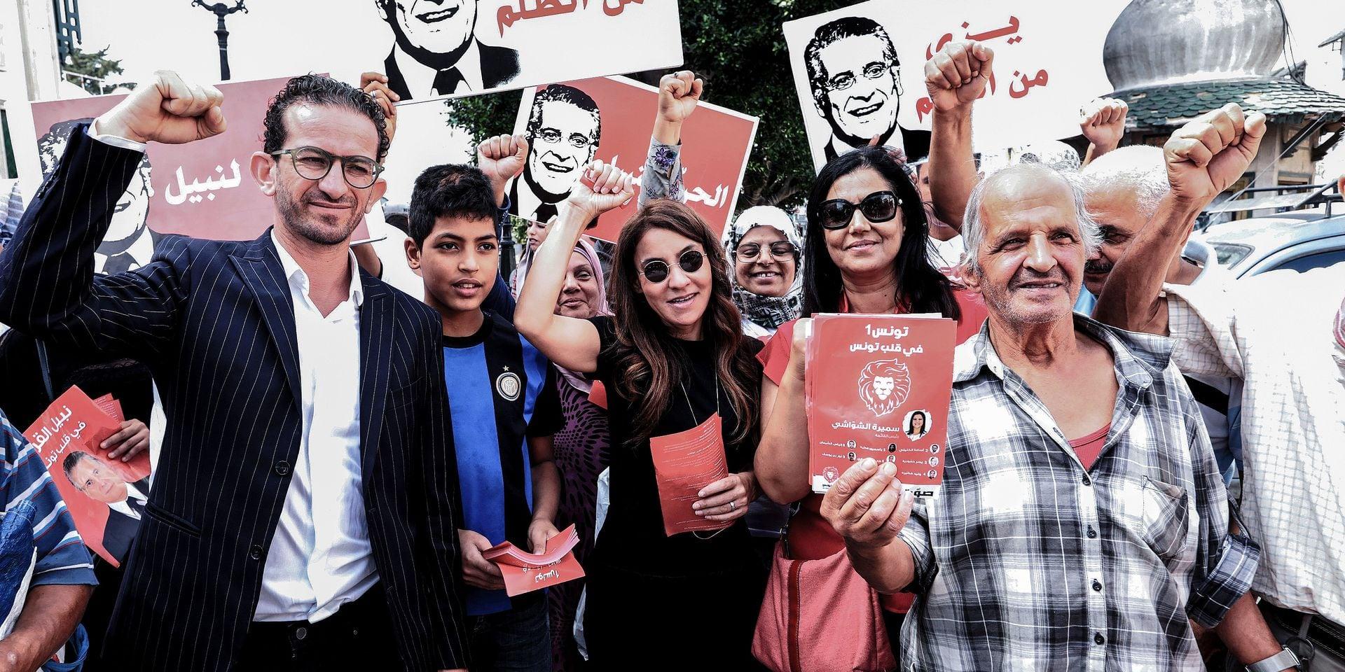 Election campaigns in Tunisia