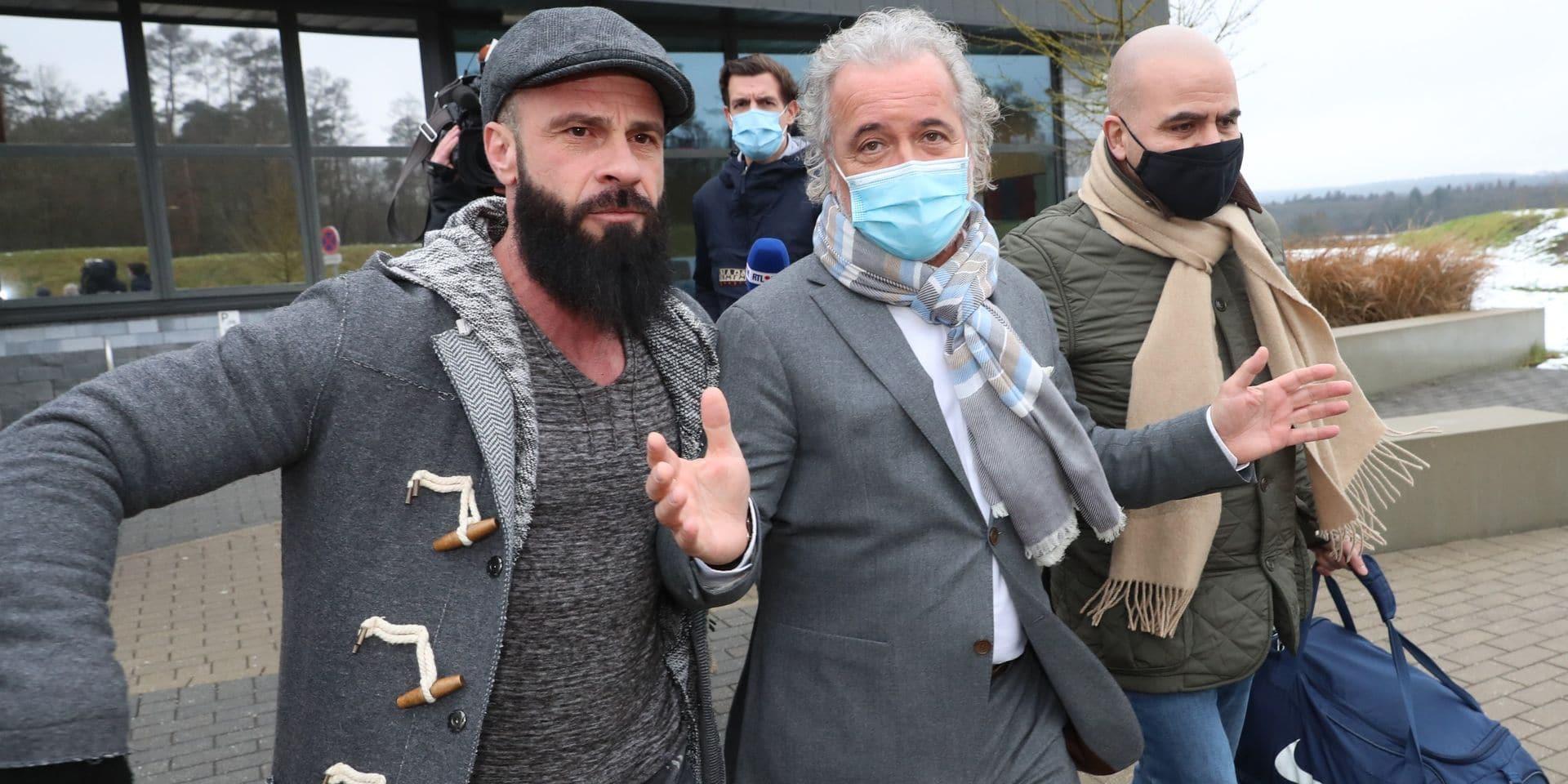 """Affaire Nethys: François Fornieri a quitté la prison, Stéphane Moreau toujours """"combatif"""" tandis que Pol Heyse serait dans un """"état de désarroi"""""""