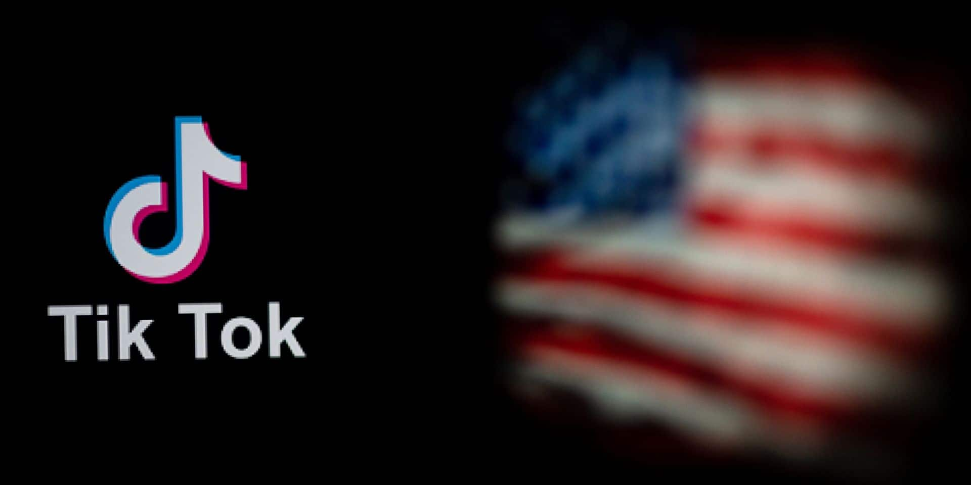 Menacée d'interdiction aux Etats-Unis, l'application TikTok obtient un sursis