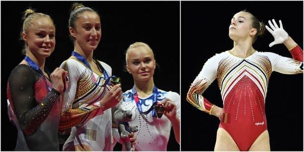 Festival de médailles belges en gymnastique à l'Euro de Glasgow: Derwael en or et en argent, Klinckaert s'offre le bronz...