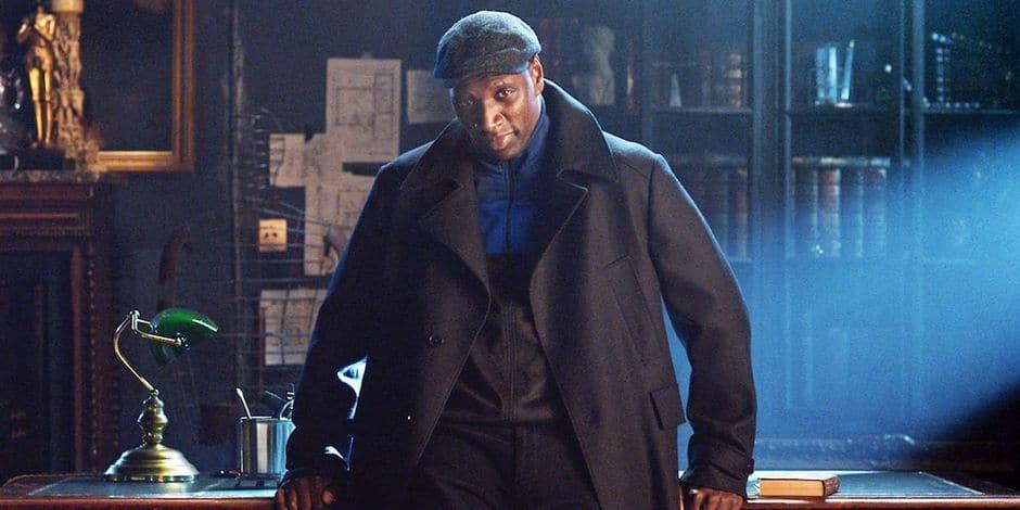 """Omar Sy: """"J'ai voulu relever le défi car je suis joueur comme Lupin"""""""
