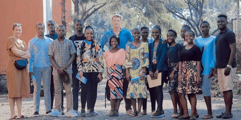 Quand de jeunes Belges se mobilisent pour ceux de Goma