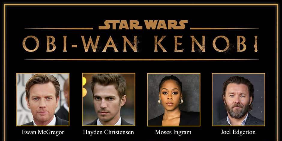 Deux actrices de Game of Thrones et de The Queen's Gambit pour Obi-Wan Kenobi