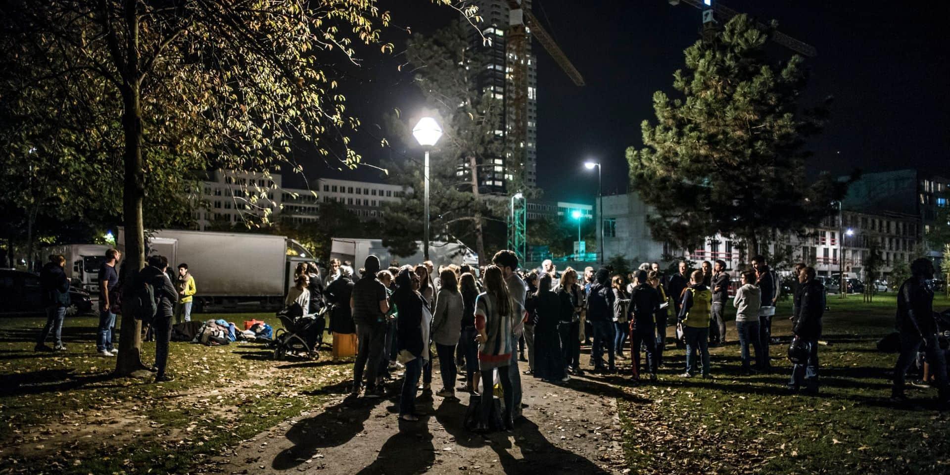 En deux ans, 6000 migrants ont été pris en charge à Bruxelles