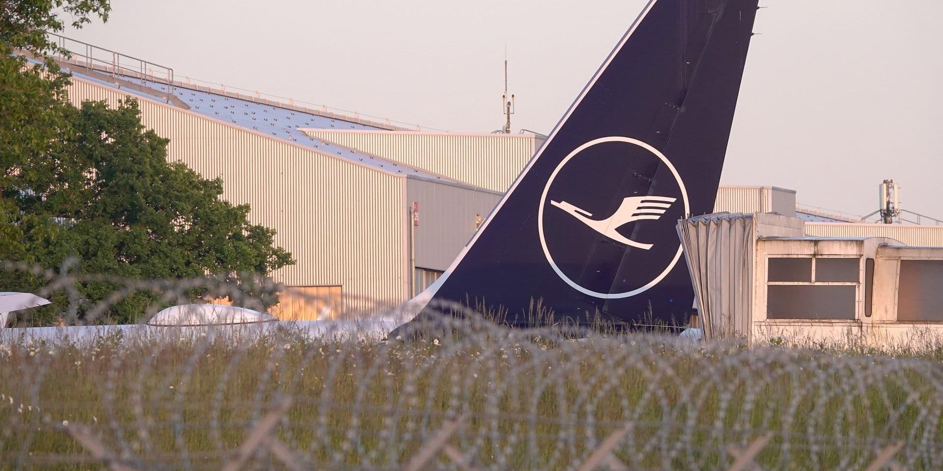 Lufthansa perd sa place au Dax, l'indice boursier vedette allemand