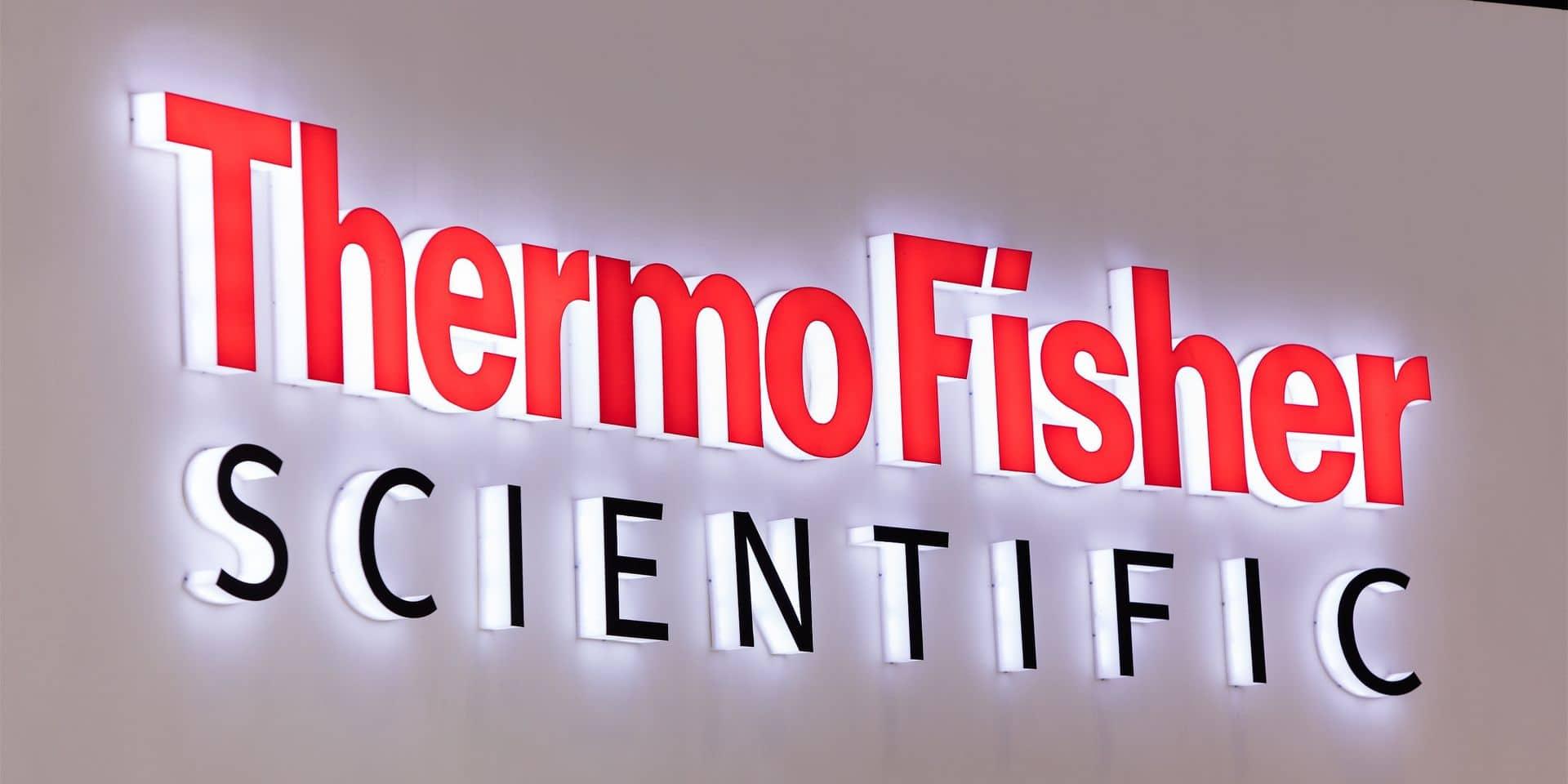 Thermo Fisher Scientific agrandit son site de Geel et y investit plus de sept millions d'euros