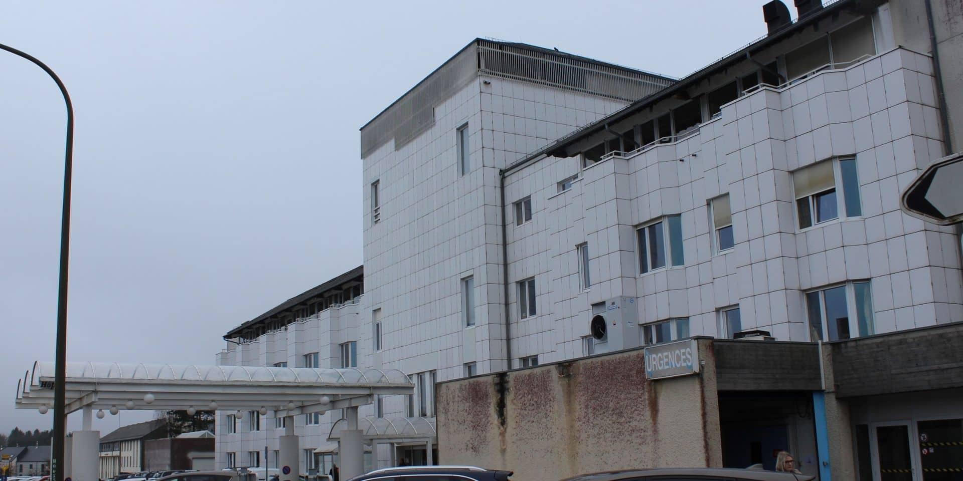 48 patients Covid dans les hôpitaux de Vivalia : la phase 1B est enclenchée !