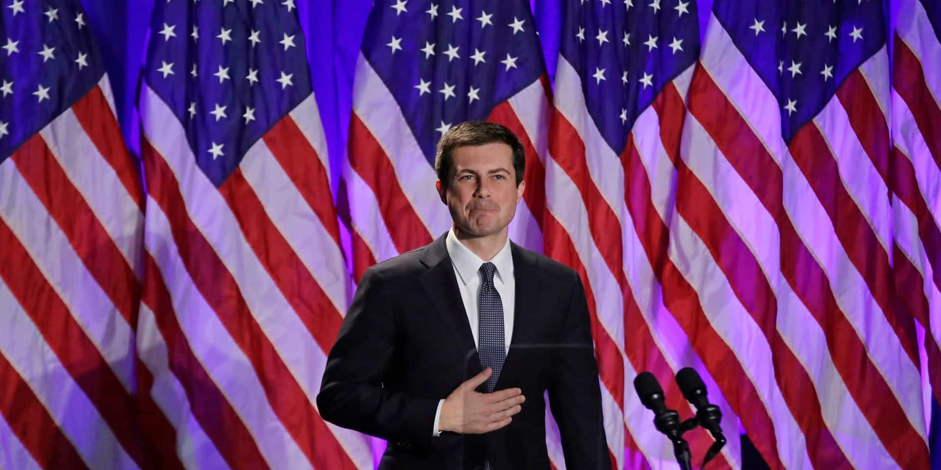 Un président américain gay? La question se pose avec l'ascension d'un candidat à la présidentielle 2020