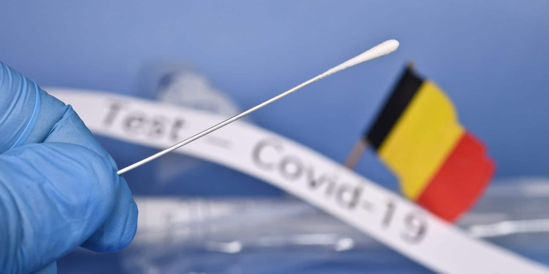 Coronavirus en Belgique: toutes les tendances restent à la baisse