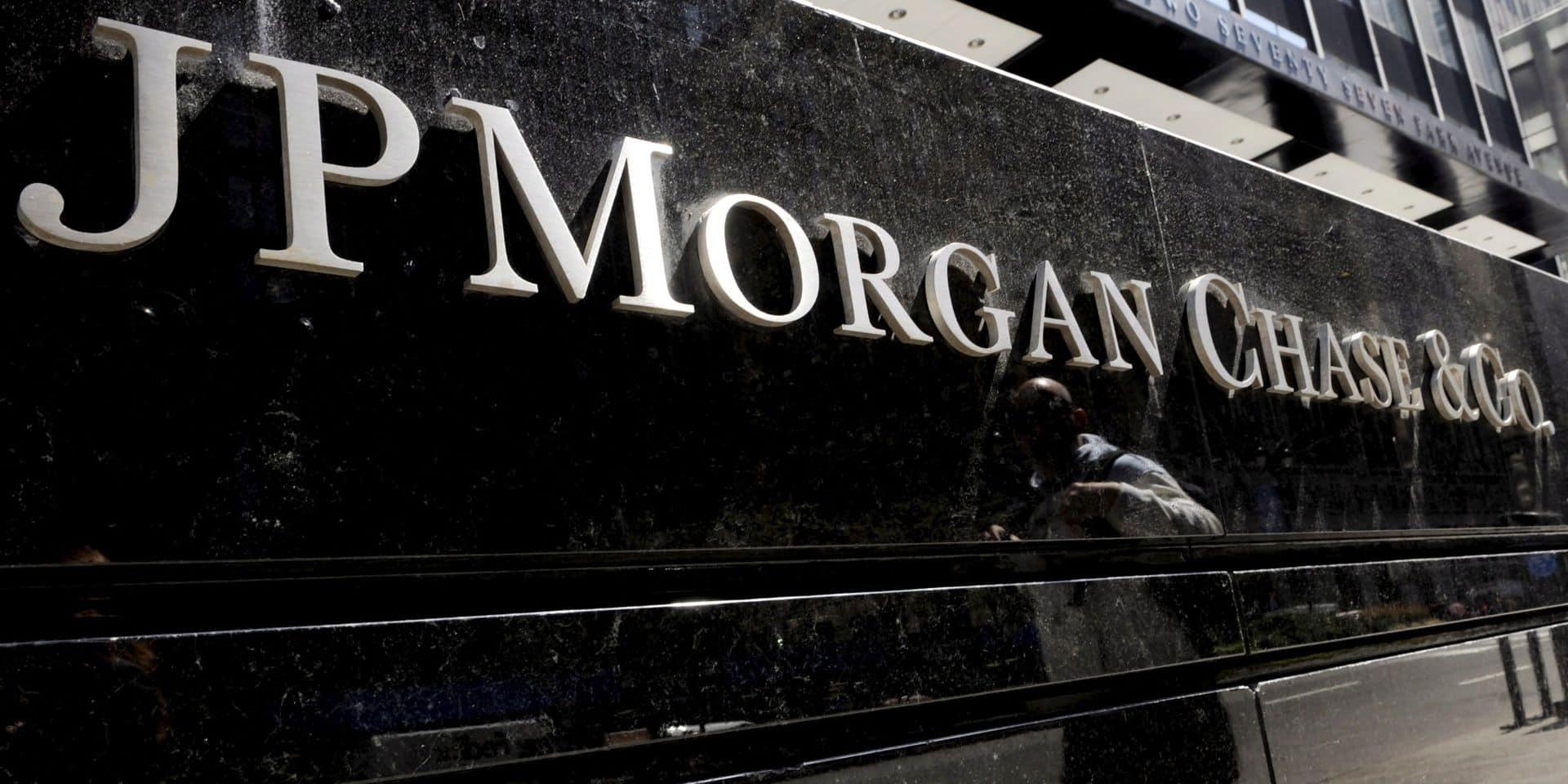 Manipulation de marchés: JPMorgan va payer 920 millions de dollars d'amende