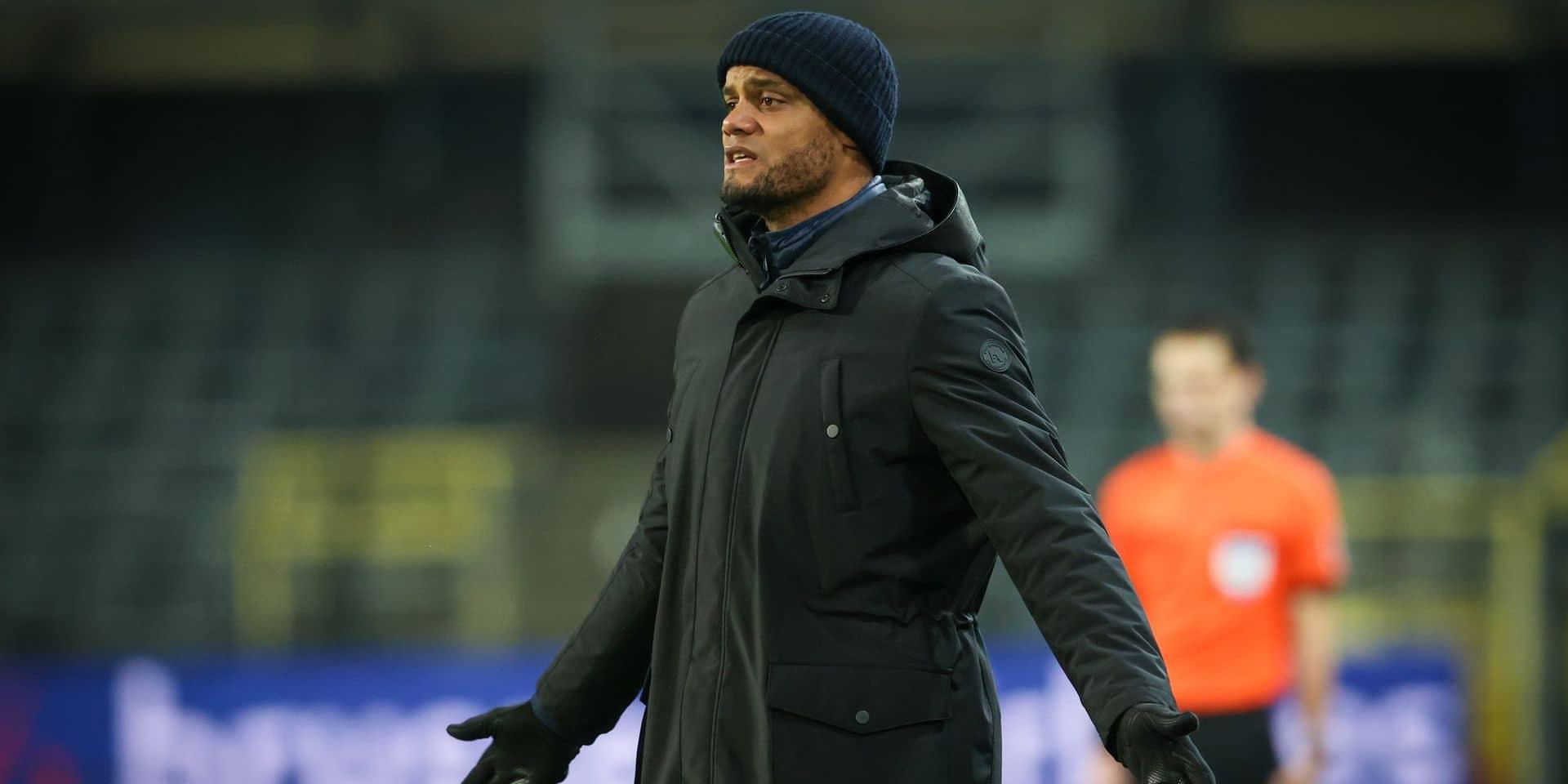 Grâce à un doublé de Nmecha, Anderlecht bat Ostende (2-1)