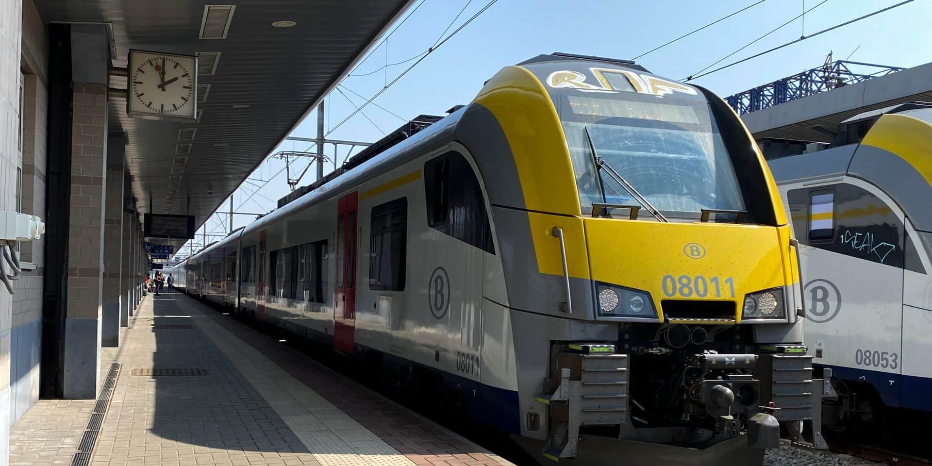 La SNCB va investir 450 millions pour 200 nouvelles voitures M7