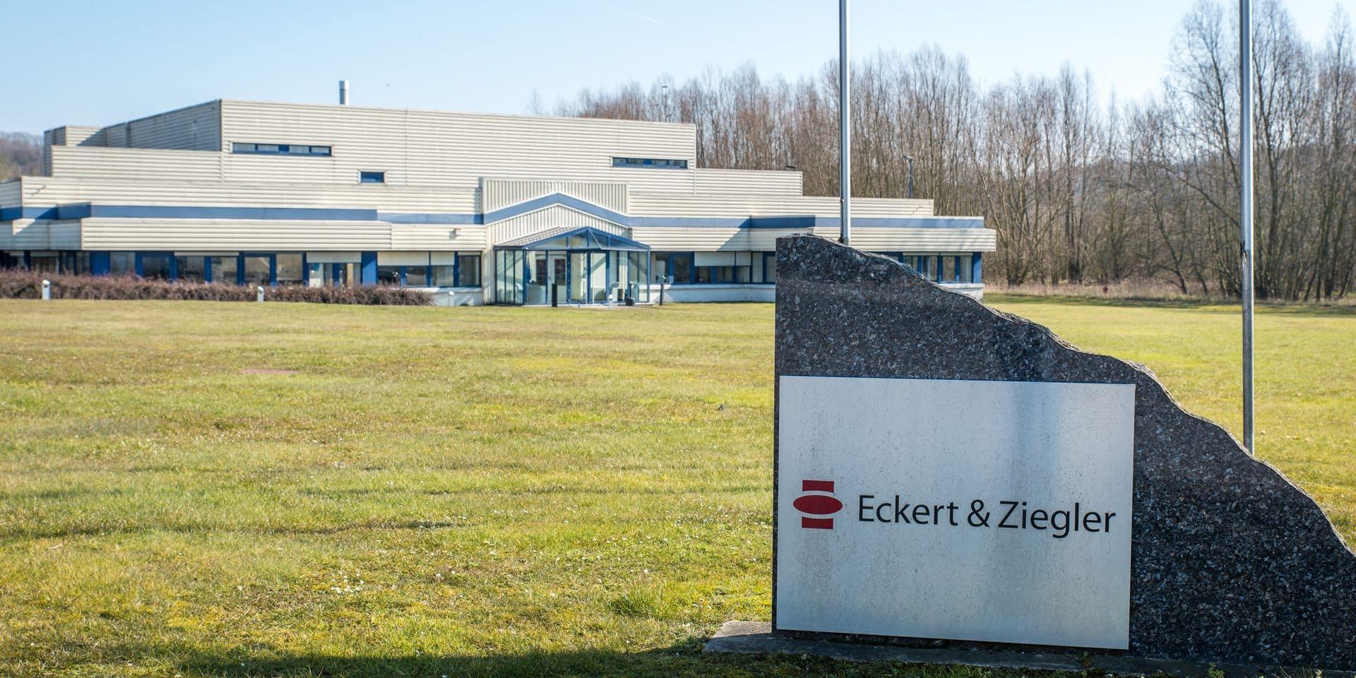 Une société a revendu son usine de Seneffe, au passif nucléaire de 10 millions d'euros, pour 1 euro