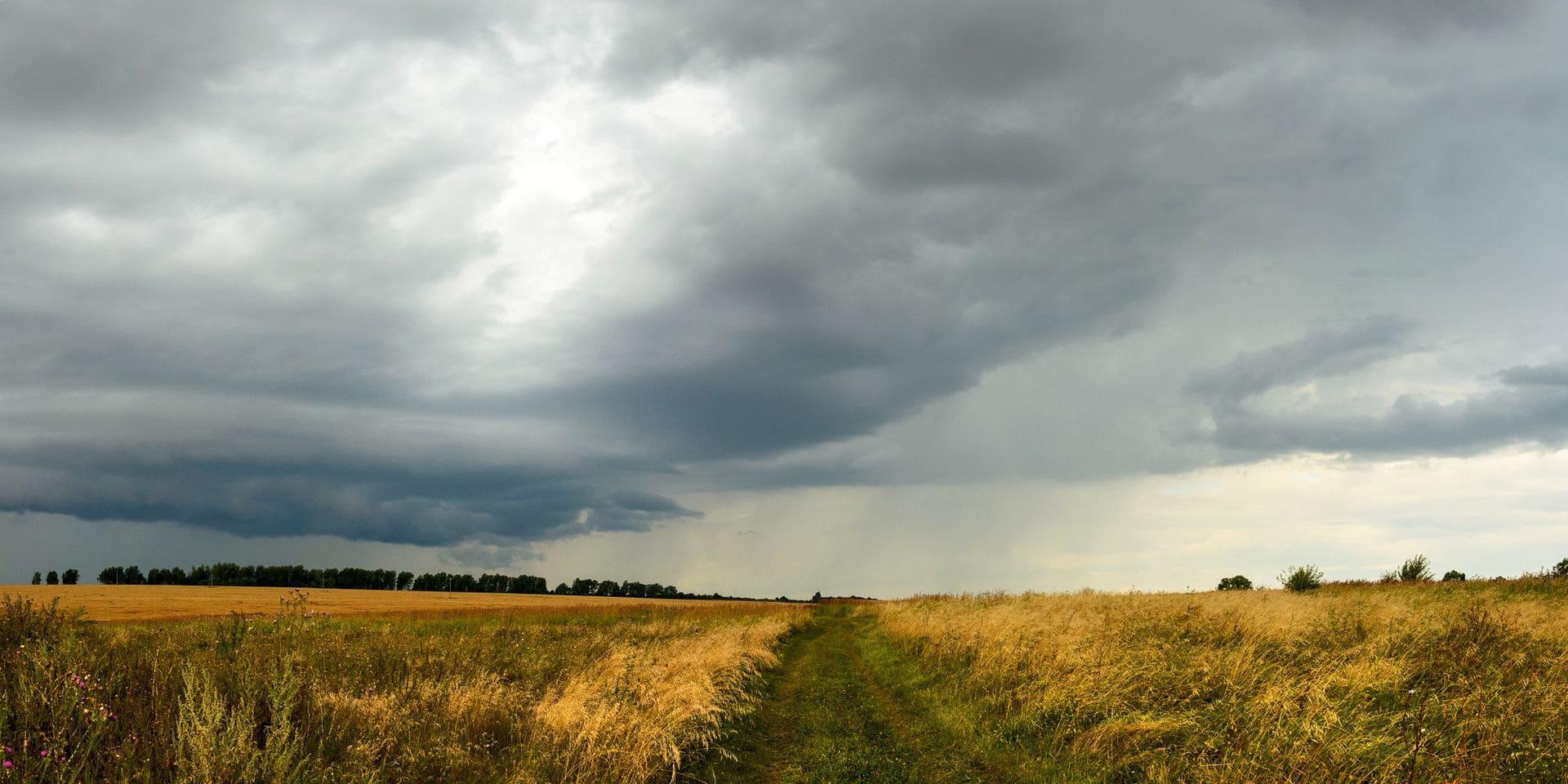 Météo: un mercredi au sec et sous les nuages mais ponctué d'éclaircies