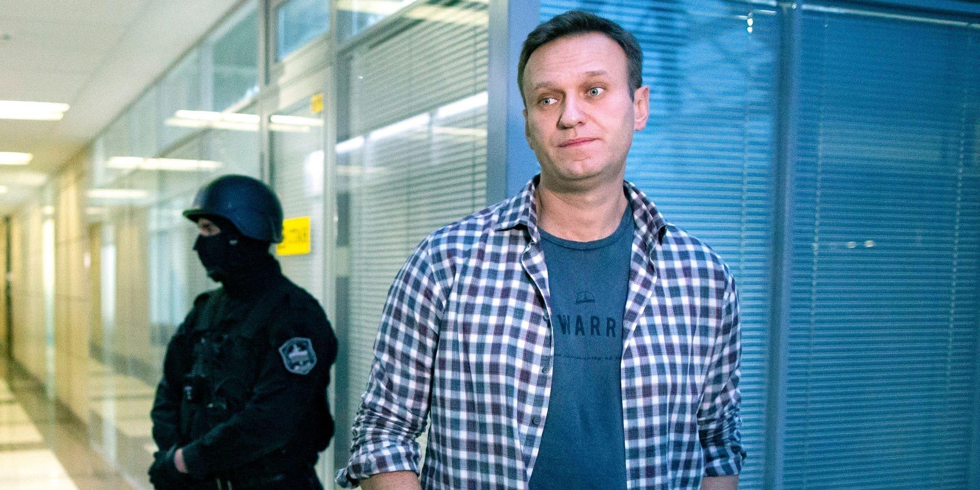 Affaire Navalny : la Russie étend ses sanctions contre des responsables britanniques