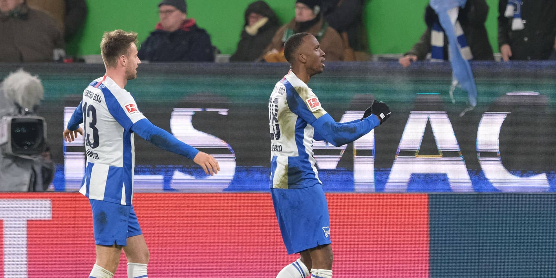 Bundesliga: Dodi Lukebakio libère le Hertha Berlin