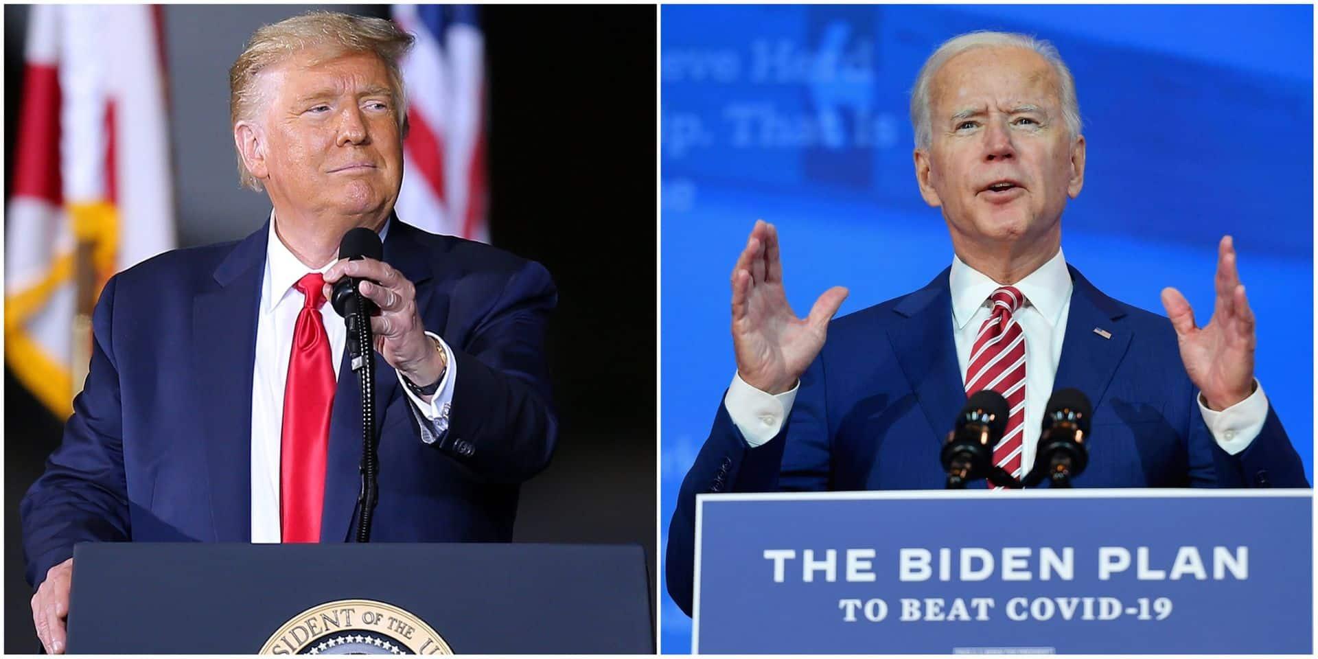 À J-10 de l'élection présidentielle aux États-Unis, nul ne se risque à en prédire l'issue