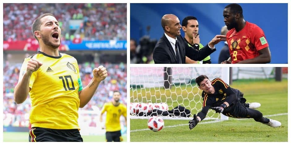 Belgique : Eden Hazard se donnerait le titre de meilleur joueur