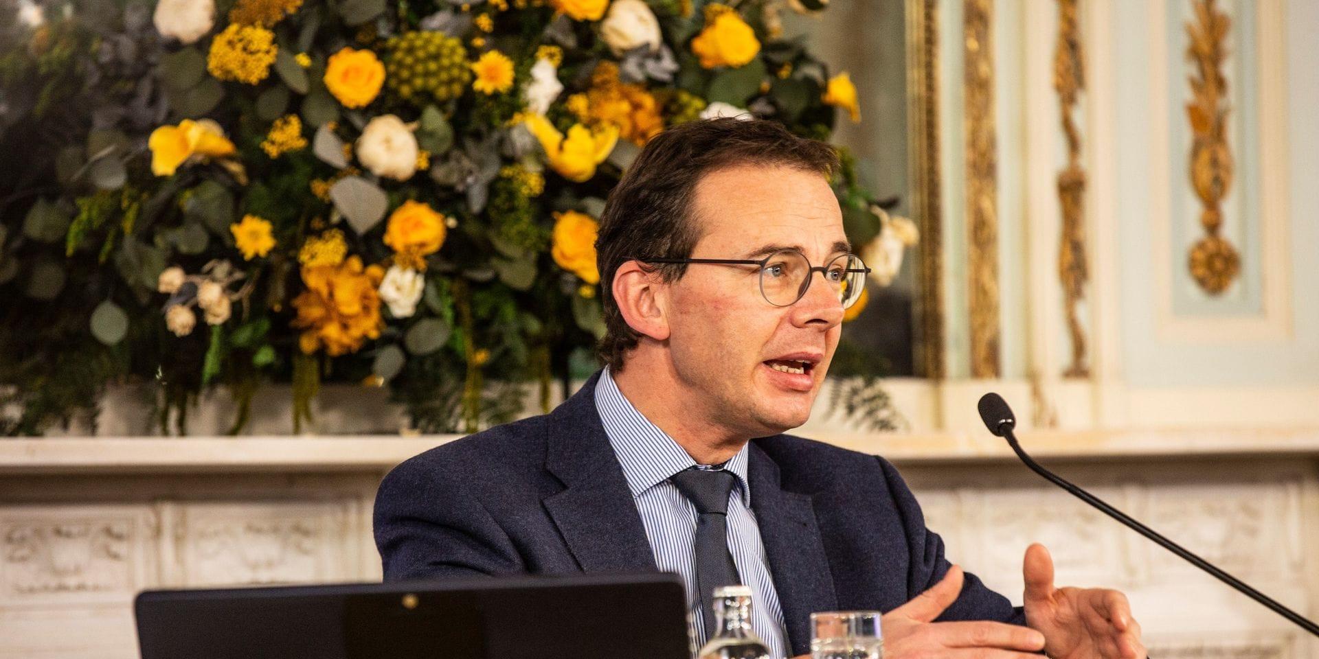 """Wouter Beke veut une quarantaine pour les retours du Royaume-Uni, même après moins de 48h: """"il est nécessaire d'introduire des mesures supplémentaires"""""""