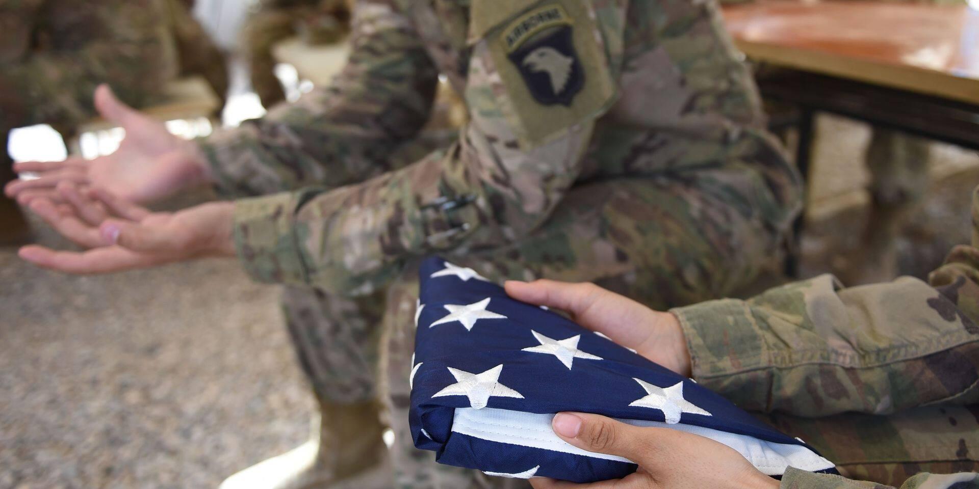 L'armée américaine a commencé à se retirer d'Afghanistan