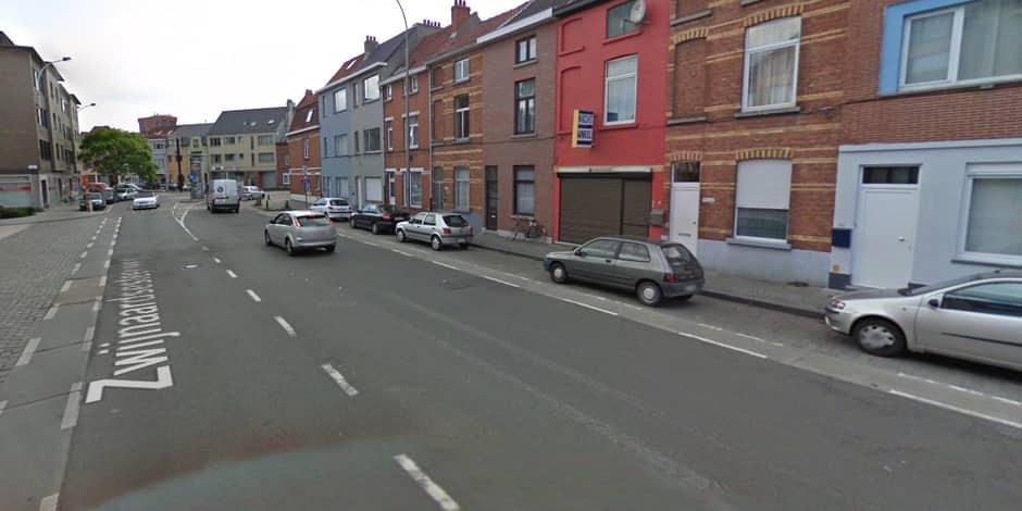 Fusillade en rue à Gand