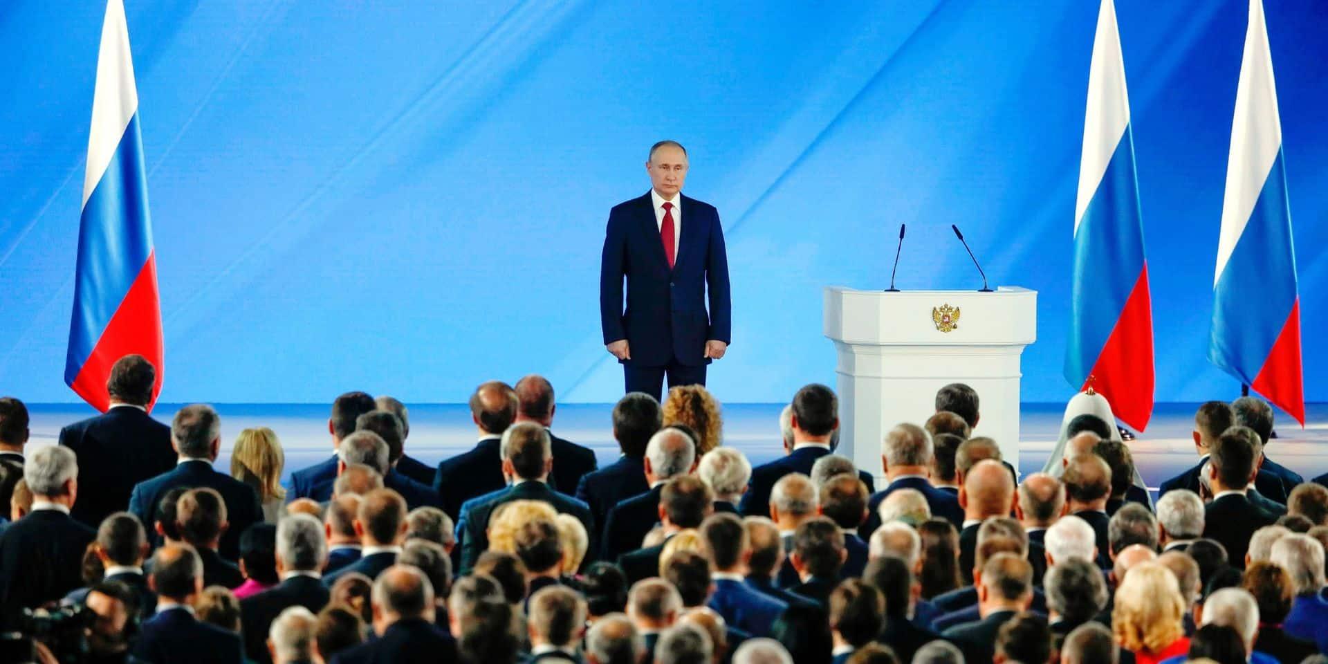 Le nouveau Poutine suscite de nombreuses spéculations
