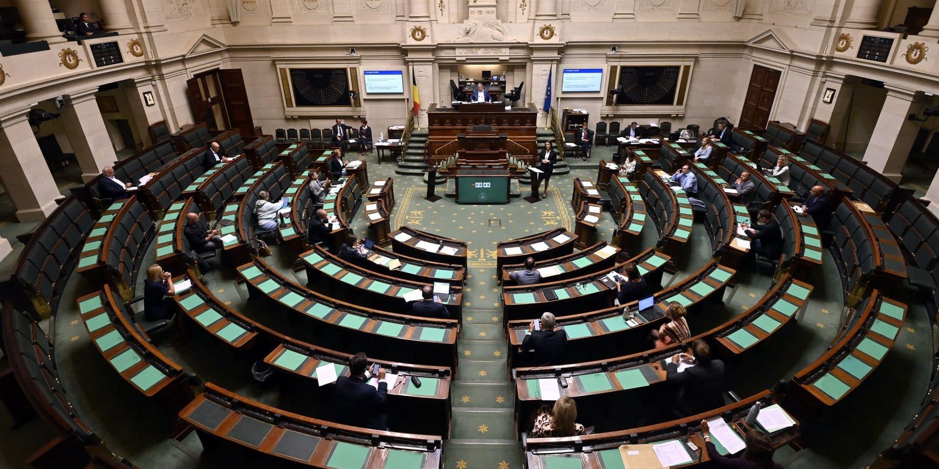 """Le parlement belge interpellé par le sort des Ouïghours en Chine: """"Le peuple juif d'hier est le peuple ouïghour d'aujourd'hui"""""""