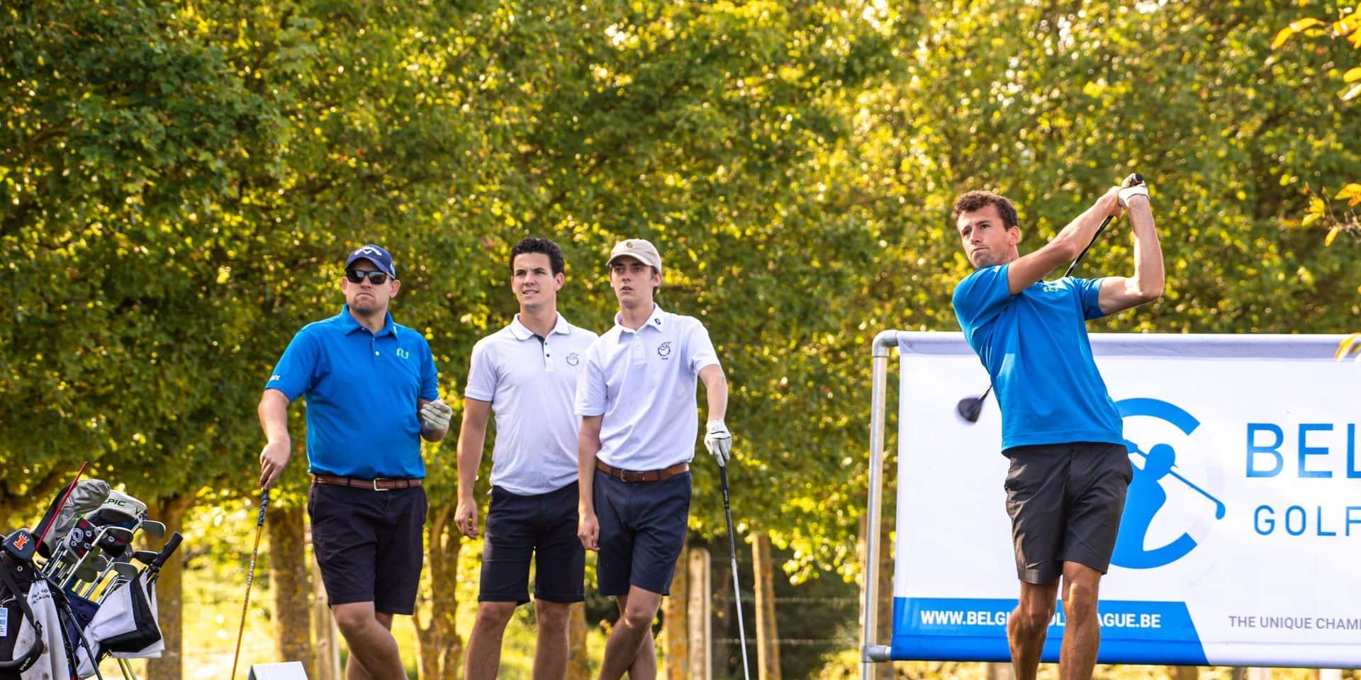 Les nouvelles ambitions de la Belgian Golf League