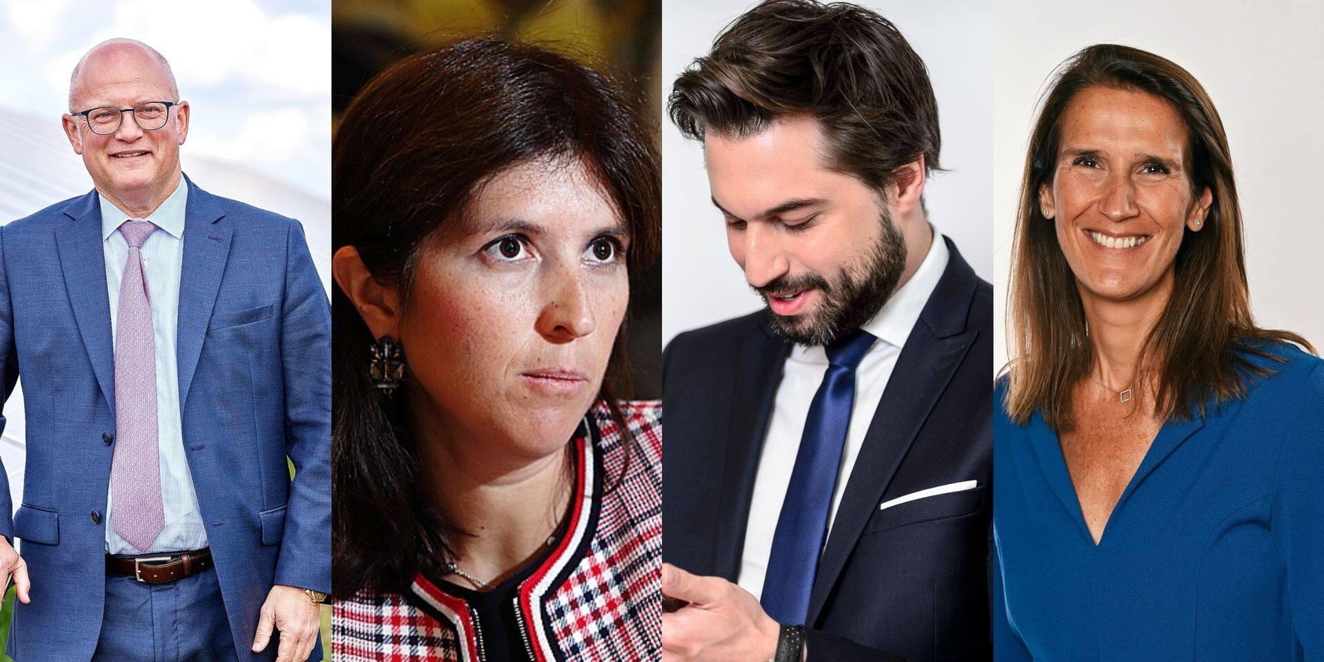 """Le """"G11"""" libéral, un vrai changement à la tête du MR ? """"Avoir autant de monde autour de la table est en fait une victoire pour Bouchez"""""""